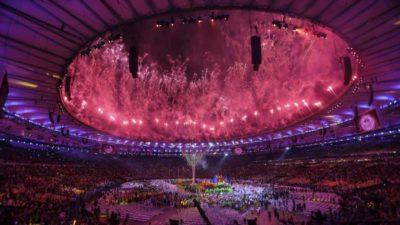 Comenzaron los Juegos Paralímpicos Río 2016, los primeros en Sudamérica