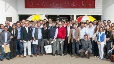 Obras, el tema de la primera reunión seccional de Cambiemos en 9 de Julio