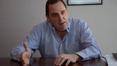 """Senador Héctor Vitale: """"Necesitamos una Policía Municipal que este cerca de los vecinos"""""""