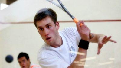 El marplatense Leandro Romiglio se consagró campeón panamericano de squash