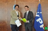 Energías Renovables y Producciones sustentables la apuesta de Vidal junto a YPF