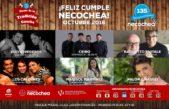 A pura música finaliza este fin de semana la Fiesta Gaucha en Necochea