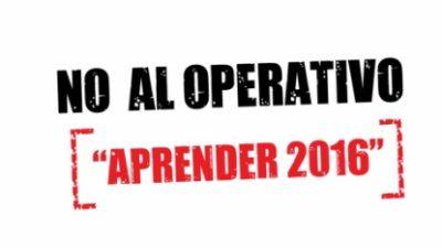 """Gremios docentes buscan boicotear el """"Operativo Nacional de Evaluación"""""""