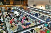 AFIP clausuró talleres clandestino y detuvieron a dos personas