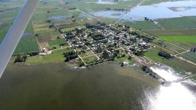 Por las inundaciones, declararon la Emergencia Agropecuaria para General Villegas y Carlos Tejedor