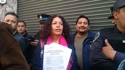 Visitadores Médicos denunciaron represión por parte de la Policía Federal