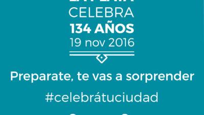 La Plata / Conocé quiénes cantarán el 19 de Noviembre en el aniversario de la ciudad