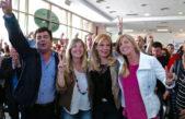 Más solo que Espinoza el día del militante, sólo dos intendentas y una legisladora nacional lo acompañaron