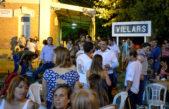 """Massa en Villars pidió """"que vuelva el ferrocarril"""""""
