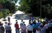 San Isidro\ Durante el año 2016 se mejoraron 80 mil metros cuadrados de pavimento