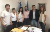 Ayacucho / Avanzan las gestiones sobre el instituto Narciso Laprida