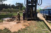 Tandil/ El municipio avanza con las obras de construcción de dos nuevos pozos de agua para otro barrio ProCrear y La Blanqueada