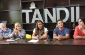 Tandil / Arranca el #AguantelaCumbia