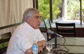 """Gilberto Alegre: """" La crisis agropecuaria es una crisis que afecta a toda la población"""""""