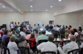 Sarquís anunció asistencia por 460 millones de pesos ante productores inundados en Villegas
