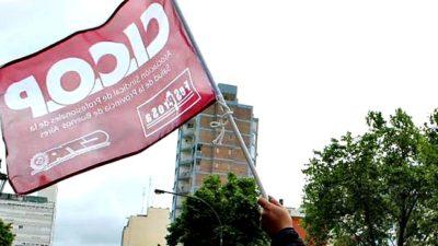 CICOP inicia un nuevo plan de lucha en los hospitales bonaerenses con un paro de 24 horas