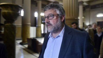 """Villegas calificó el paro docente como """"de gravedad institucional"""""""