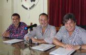 Alvear / Cellillo  anunció un aumento y devolvió el 3 % de antigüedad a los municipales