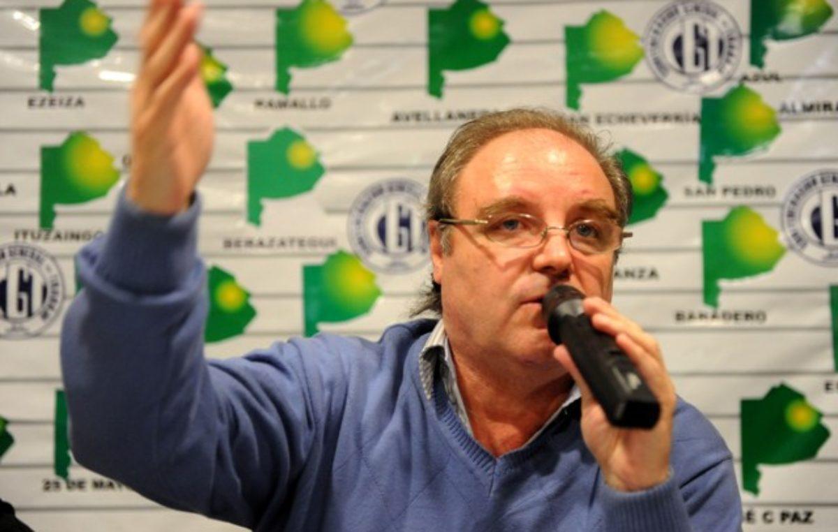 """Los docentes de UDOCBA anunciaron """"un impasse"""" para negociar con Vidal"""