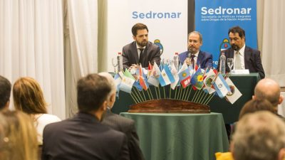 """El SEDRONAR lanza el programa para tratar adicciones """"Municipios en Acción"""""""
