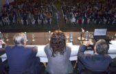 Ortiz y Lunghi lanzaron el primer congreso provincial de salud mental y adicciones en Tandil