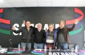 El dirigente de televisión Gustavo Bellingeri va por una banca en diputados