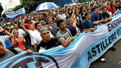 Conflicto en Astilleros Río Santiago: piden mayor inversión tecnológica y financiamiento