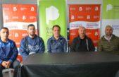 """Javier Weber dio una clínica de Vóley en Berisso: """"Lo más importante es que lo hagan con pasión"""""""