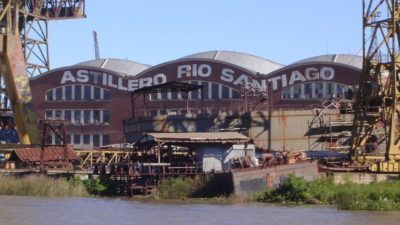 Se funde Astillero Río Santiago y el Gobierno compra buques de guerra a Francia