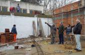 Rojas / El intendente Rossi recorrió las más de 30 obras que se están ejecutando en el distrito
