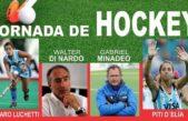 Minadeo, D´Elia y Charo Luchetti brindarán una Clínica de Hockey en Puán
