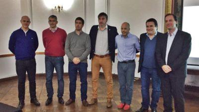 Nuevas autoridades del Comité de Cuenca del Río Luján