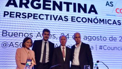 """Titular de la CAC, Di Fiori abrió el Council of the América y llamó a impulsar la """"transformación económica"""" Argentina"""