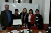 Rojas / El municipio y provincia microempresas firmaron convenio para impulsar el desarrollo social y la igualdad de oportunidades