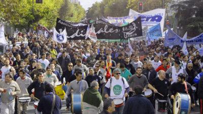 Judiciales rechazaron la última oferta de Vidal y van al paro con movilización