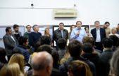 """Garro se mostró confiado y aseguró que Cambiemos está """"liderando"""" en La Plata"""