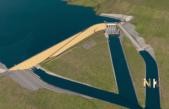 La Facultad de Ingenieria de la UNLP participa en la construcción de dos grandes represas en el Río Santa Cruz
