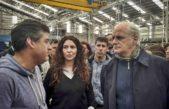 """Tres Arroyos / Taiana recorrió el interior y lanzó """"la política ecónomica de Macri trae mayor desigualdad"""""""