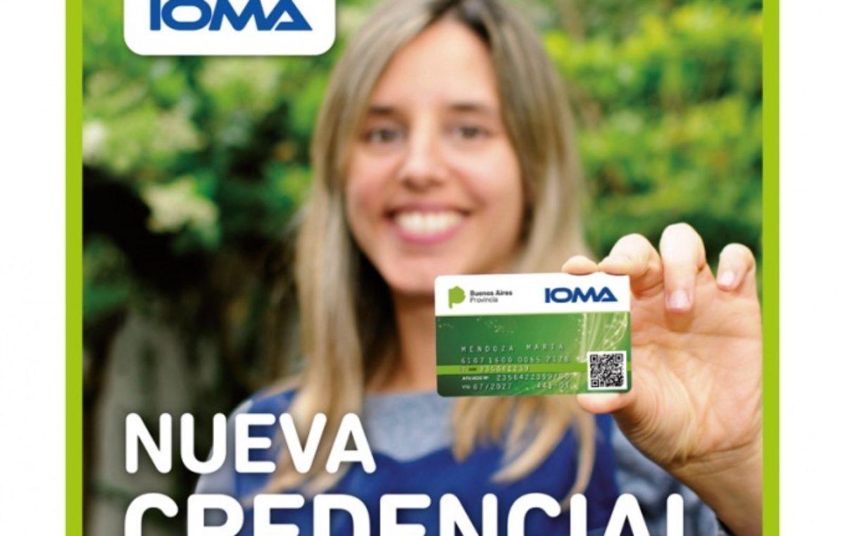 ¡Atención afiliados de IOMA! Las credenciales de papel perderán validez el 1 de noviembre