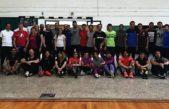 Suipacha / Se realizó una Clínica de Handball de la mano del profesor Carlos Palladino