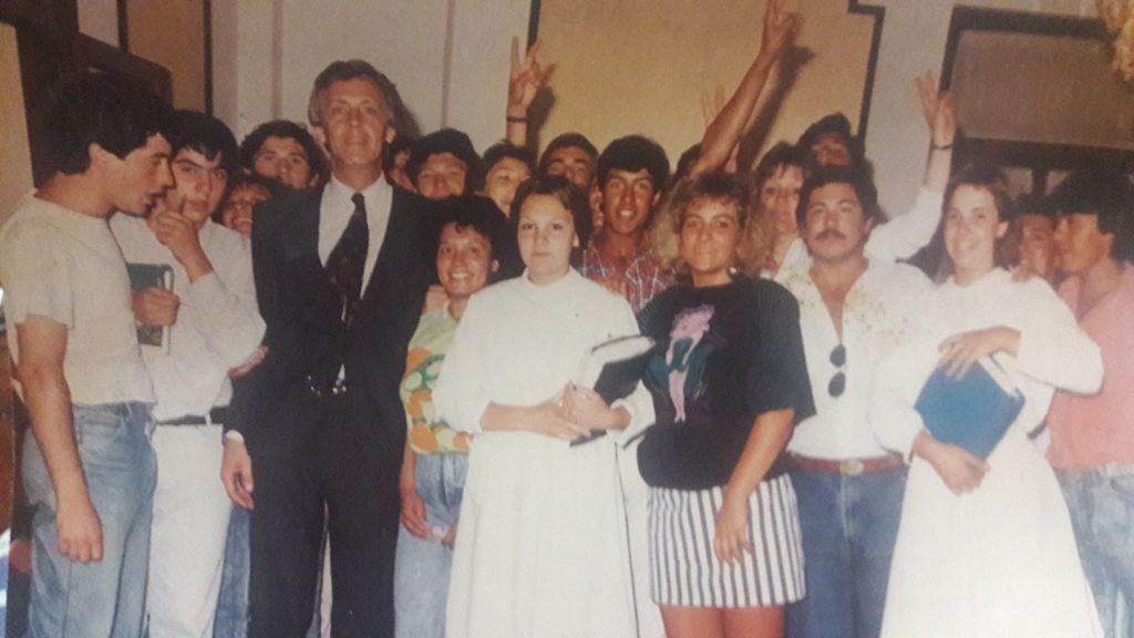 pascual Rampi, ex intendente de Carlos Casares