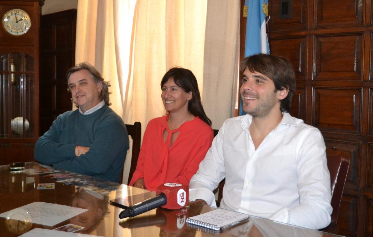 """San Nicolás / Passaglia presentó el plan de acceso a """"Tu Vivienda"""""""