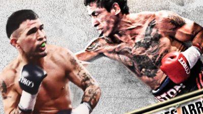 """Boxeo / Choque de Campeones: el """"Indio"""" Vega y """"Chúcaro"""" Sánchez dejaron vacante el título en Tres Arroyos"""
