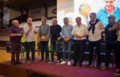 Los campeones del mundial 86 brindaron una enriquecedora charla en Lanús