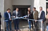 """General Rodríguez / Se inauguró un nuevo edificio en la escuela técnica """"Javier Tapie"""""""