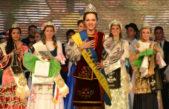 Con la elección de la Reina, culmina la 40° Fiesta Provincial del Inmigrante en Berisso