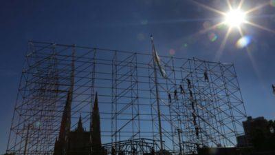 La Plata se prepara para festejar su 135 aniversario con un gran show musical