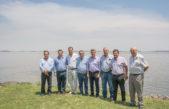 """""""Oeste Arriba"""" el nuevo grupo de intendentes que se reunió en Cochicó"""