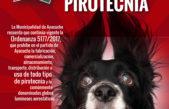 Ayacucho y Azul prohibieron la pirotecnia sonora