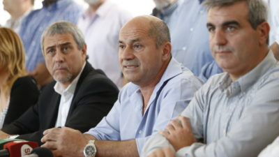 """Mario Secco habló sobre su posible detención: """"lo único que lograron fue despertar al pueblo de Ensenada"""""""